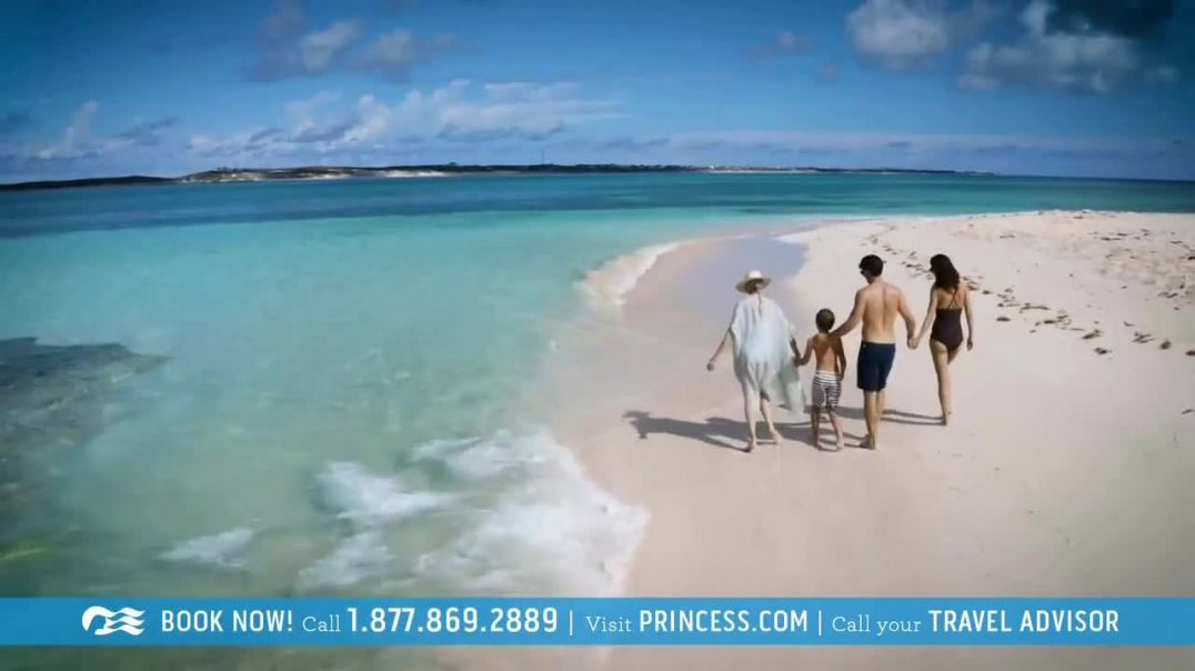Princess Cruises Best Sale Ever TV Commercial Ad, Great Connection.mp4