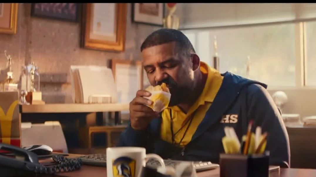 McDonalds McChicken Biscuits TV Commercial Ad, Change Up Breakfast Coach.mp4