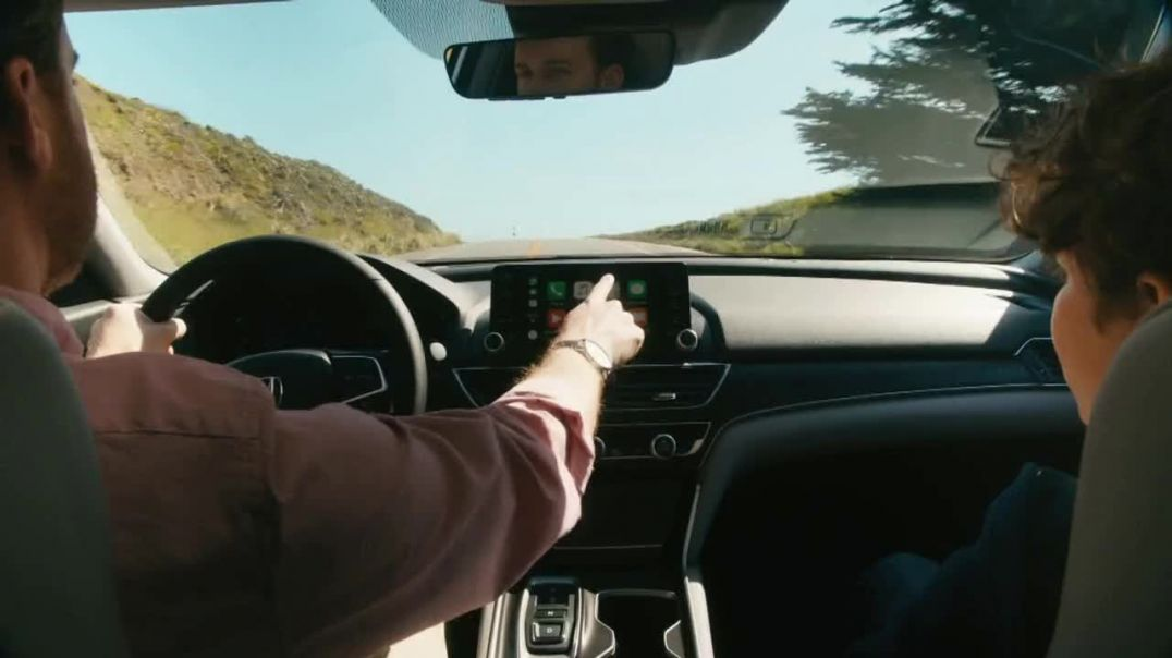 2020 Honda Accord TV Commercial Ad, Father and Son [T2].mp4