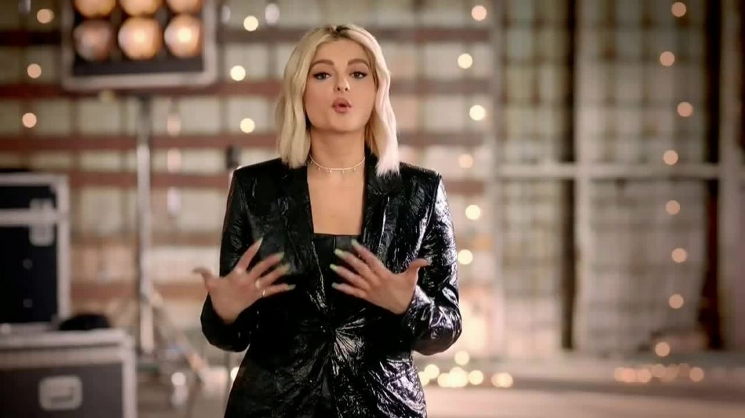 SeeHer TV Commercial Ad, Women in the Music Industry Featuring Bebe Rexha