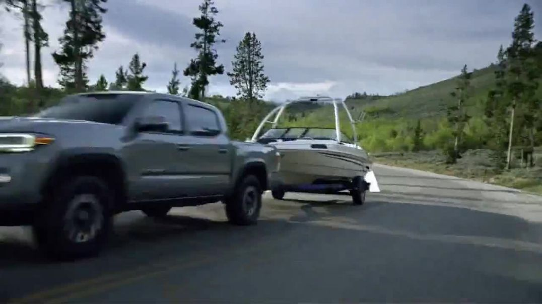 Toyota TV Commercial Ad, Hard Work Trucks.mp4