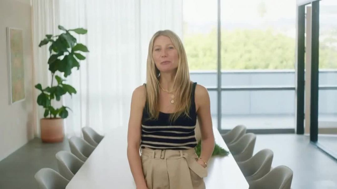 goop TV Commercial Ad, Clean Beauty Featuring Gwyneth Paltrow.mp4