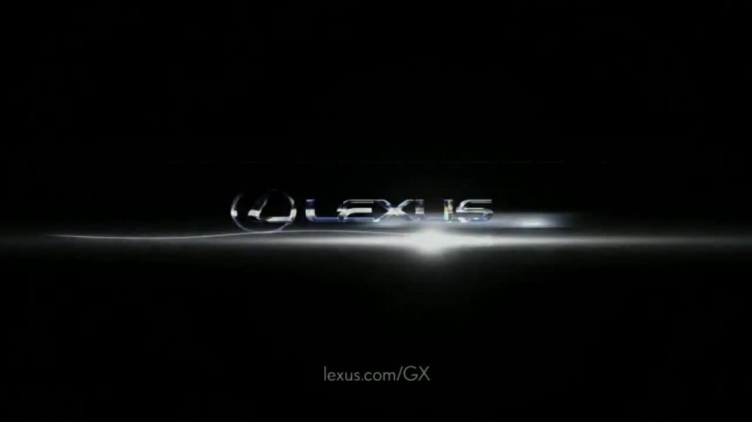 Lexus TV Commercial Ad, Capability.mp4