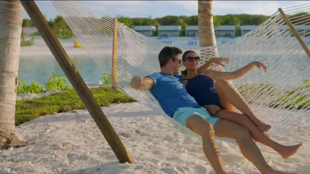 Norwegian Cruise Line TV Commercial Ad, Michaela Guzy on Vacation Days.mp4