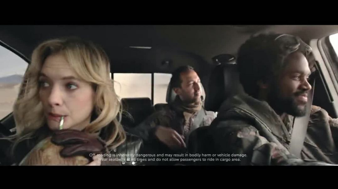 Toyota TV Commercial Ad, Power Lunch Song by The Jon Spencer Blues Explosion.mp4