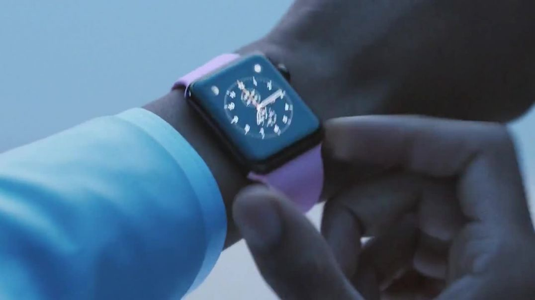 Apple Watch TV Commercial Ad, Swap Featuring Jon Batiste