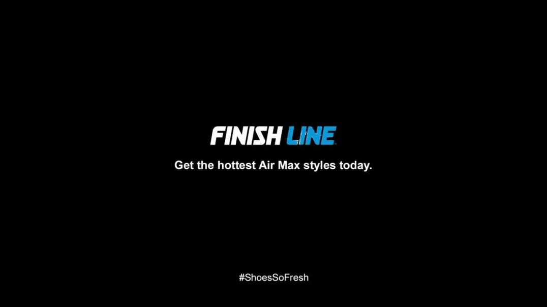 Finish Line TV Commercial Ad, Shoes So Fresh Van Trip Song by Lil Baby.mp4