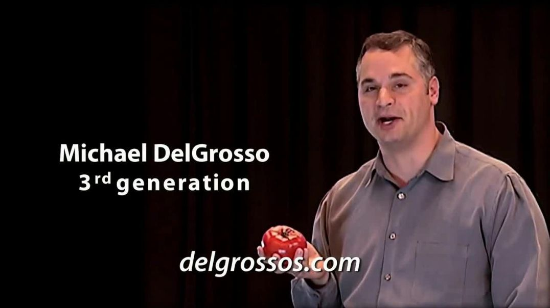 DelGrosso Sauces TV Commercial Ad, Meet the DelGrosso Family.mp4