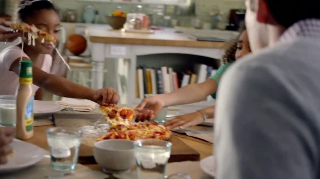 Hidden Valley Ranch TV Commercial Ad, Boss Mom Delivers on Pizza.mp4