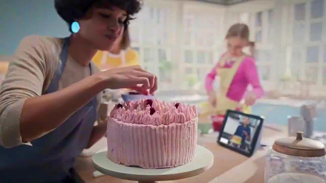 Food Network Kitchen App TV Commercial Ad, Happy Place Song by John Paul Young.mp4