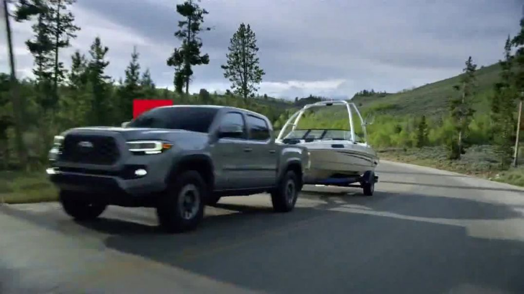 Toyota TV Commercial Ad, Number One Tacoma.mp4