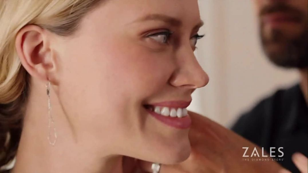 Zales Valentines Day Sale TV Commercial Ad, You Are My Diamond.mp4