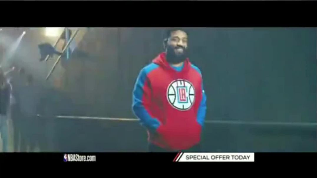 NBA Store TV Commercial Ad, Gear Up Clippers & Lakers Special Holiday Offer.mp4