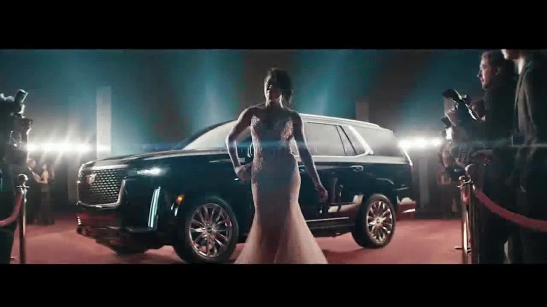2021 Cadillac Escalade TV Commercial Ad, The Arrival Feat. Regina King, Song by DJ Shadow.mp4