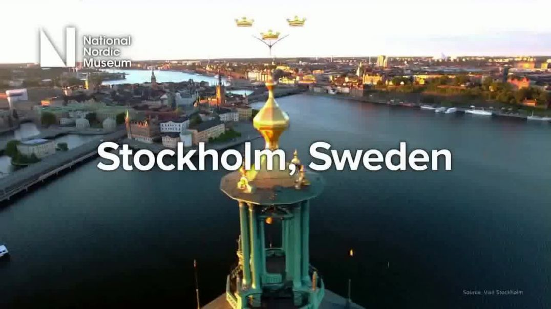 National Nordic Museum TV Commercial Ad, Tour the Great Nordic Capitals.mp4