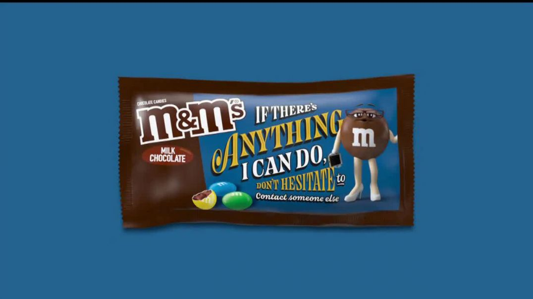 M&Ms TV Commercial Ad, The Oscars No Host.mp4