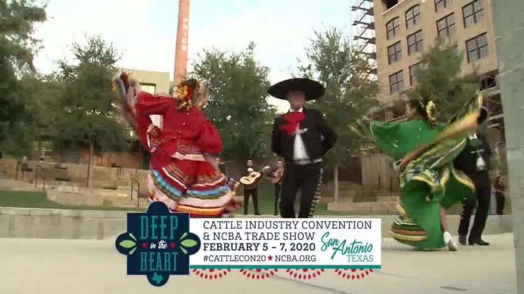 National Cattlemens Beef Association Convention & Trade Show TV Commercial Ad, 2020 Make