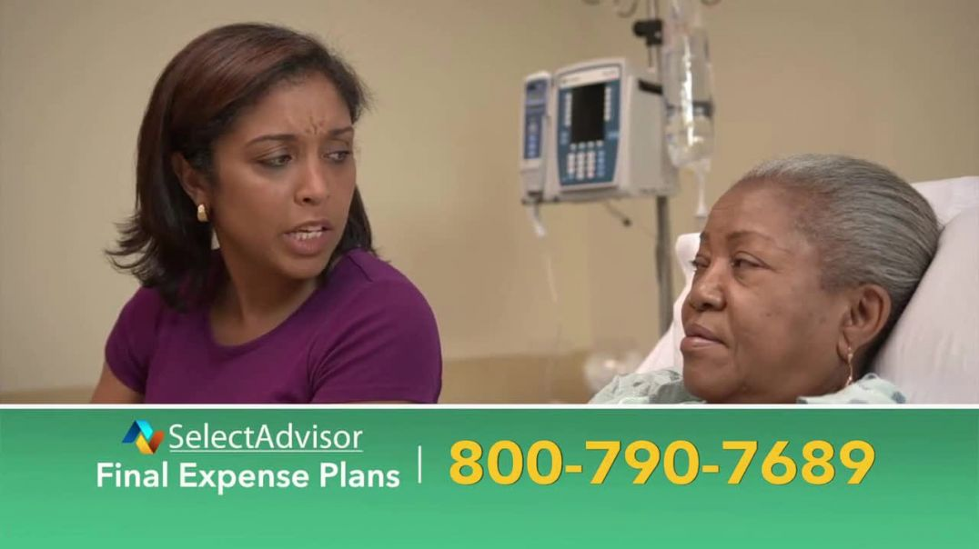 Select Advisor TV Commercial Ad, Final Expense Plans Up to $30,000.mp4