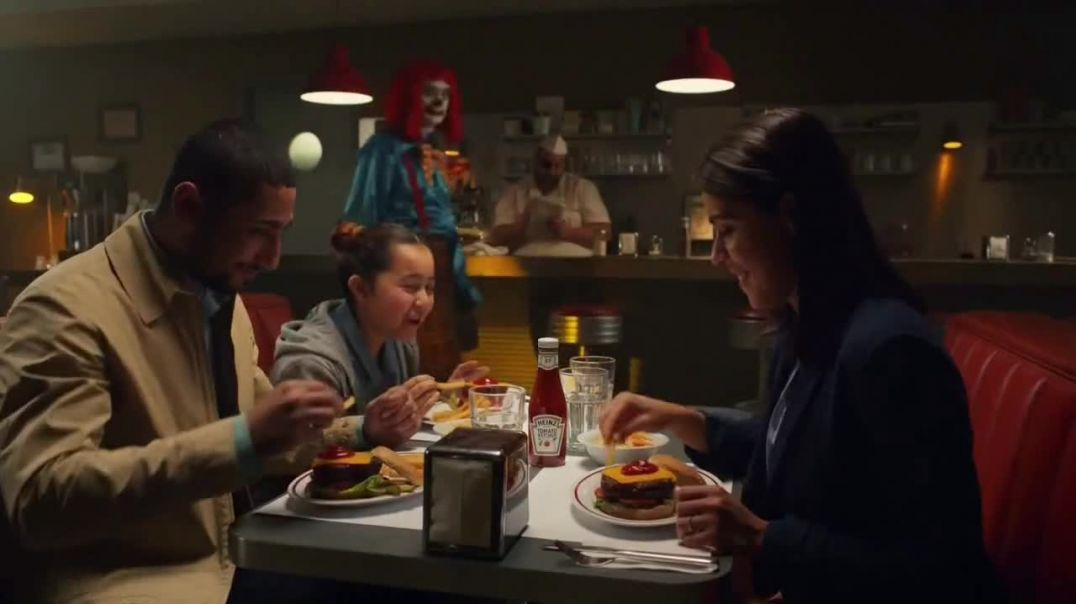 Heinz Ketchup TV Commercial Ad, Find Goodness Diner Song by Four Tops.mp4