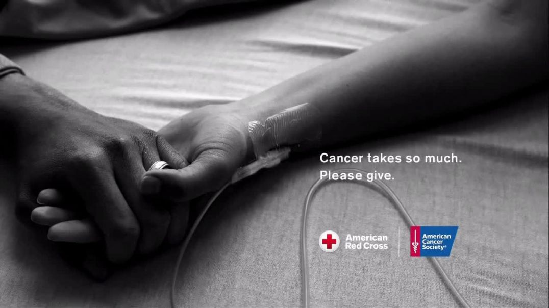 American Red Cross TV Commercial Ad, Give Blood to Give Time.mp4
