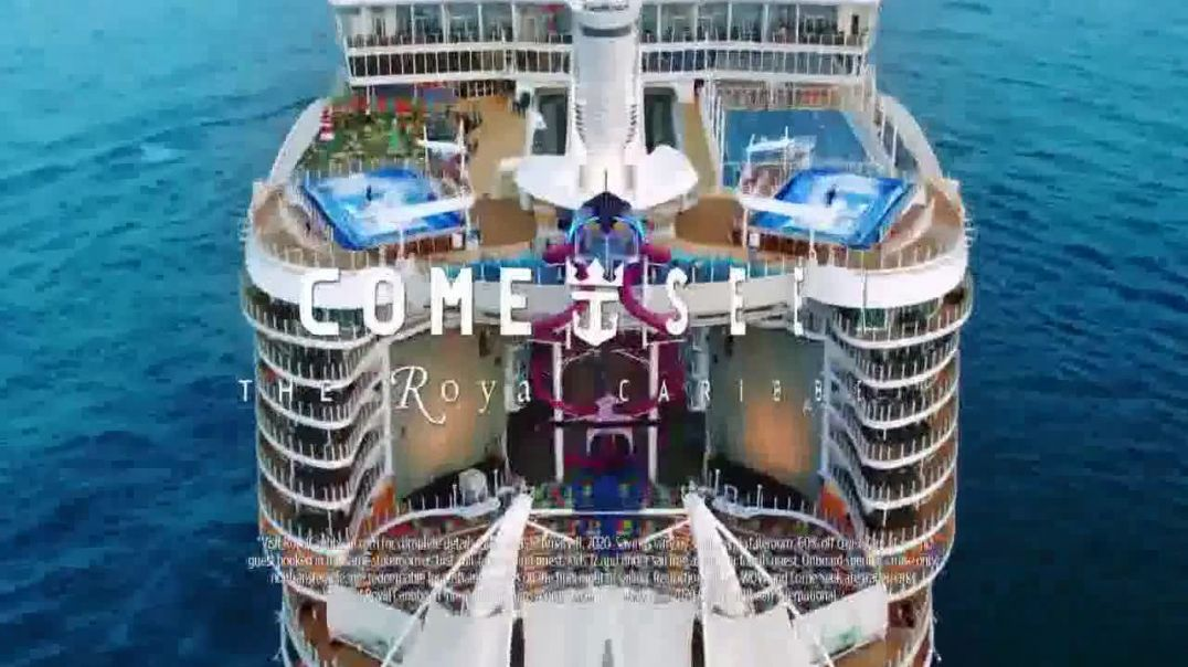 Royal Caribbean Cruise Lines Wow Sale TV Commercial Ad, Book Your Adventure.mp4
