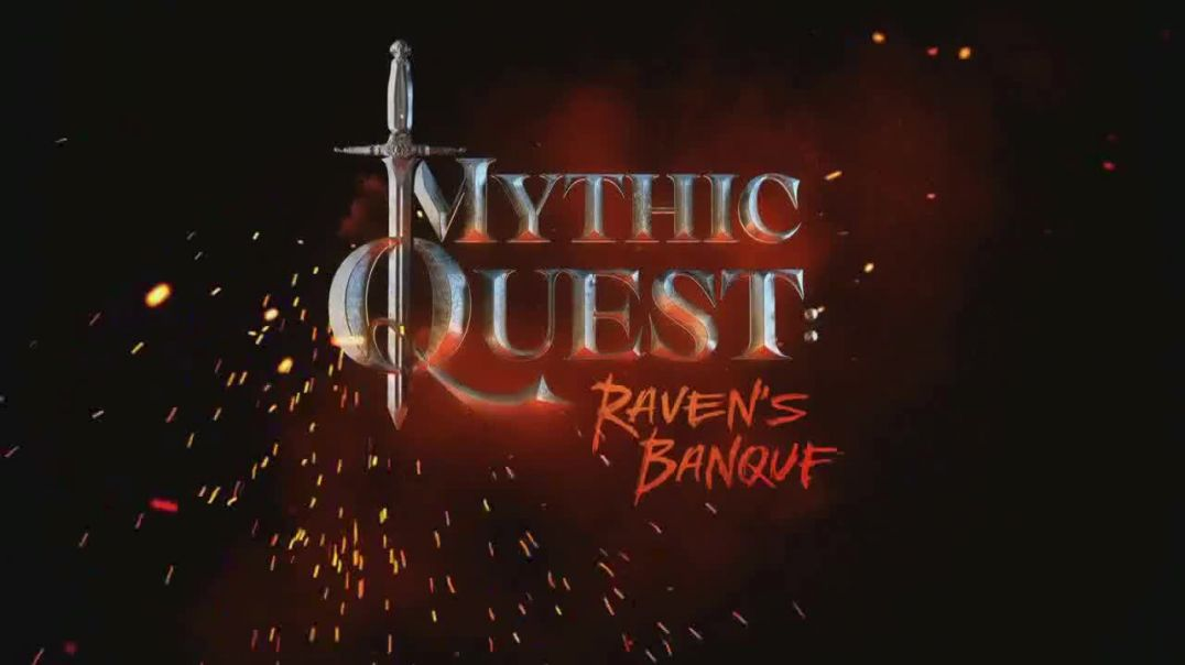 Apple TV+ TV Commercial Ad, Mythic Quest Raven's Banquet Song by The Score.mp4