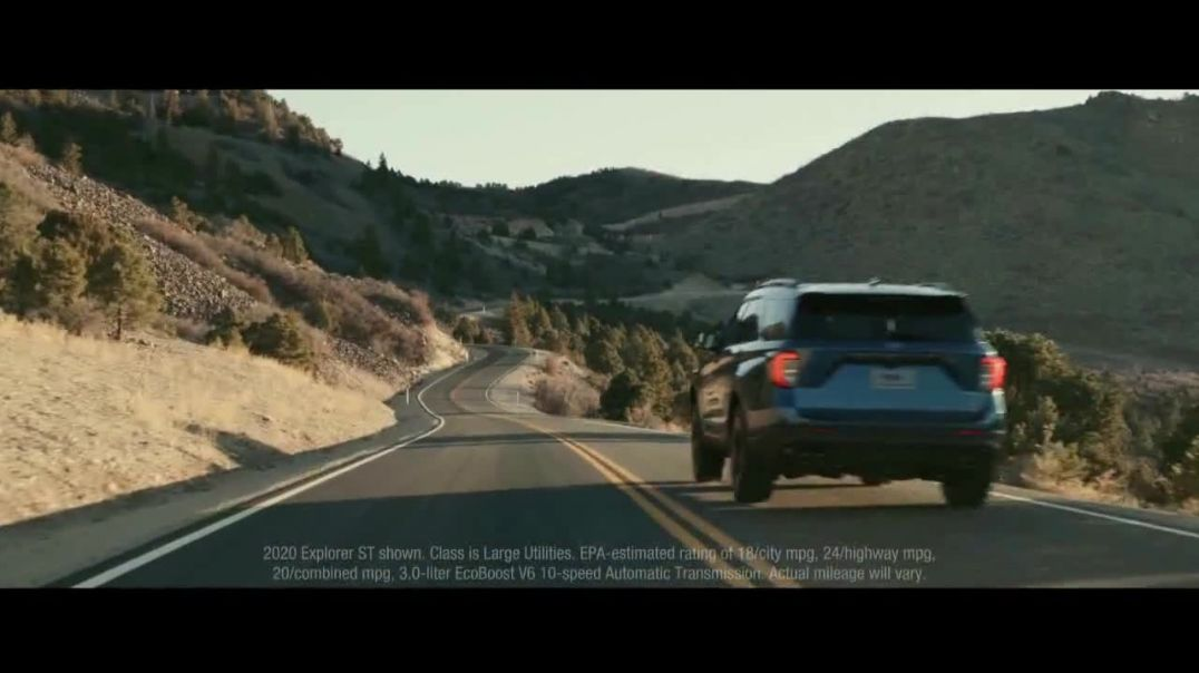 Ford Presidents Day Sales Event TV Commercial Ad, To Be an Explorer Song by Ali Beletic.mp4