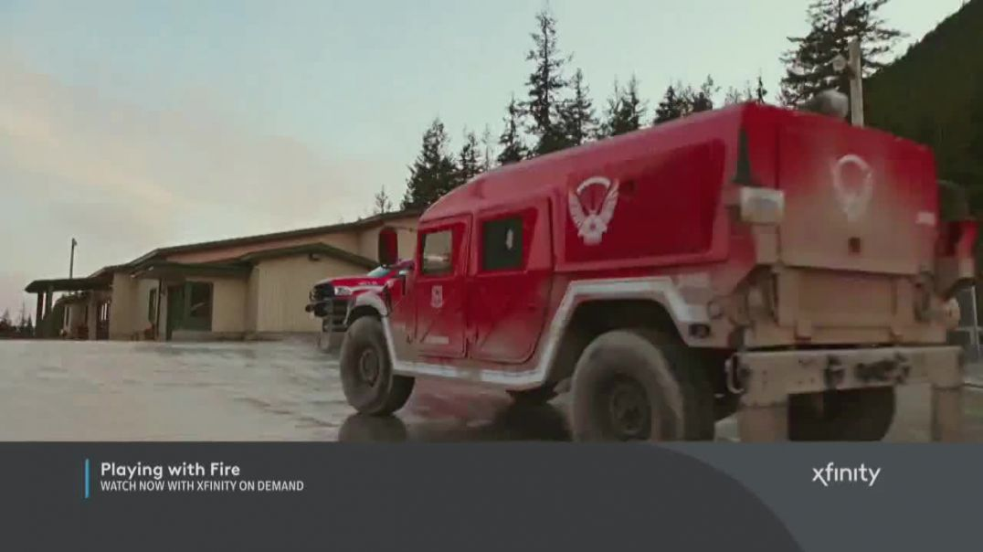 XFINITY On Demand TV Commercial Ad, Playing With Fire
