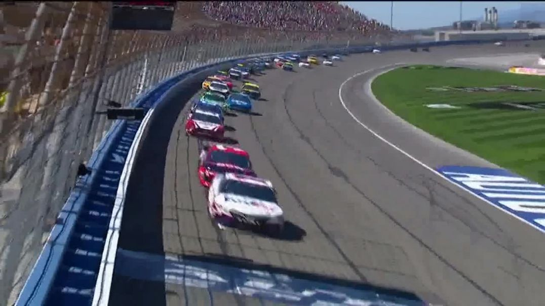 Auto Club Speedway TV Commercial Ad, 2020 Auto Club 400 Flat Out & Five Wide.mp4