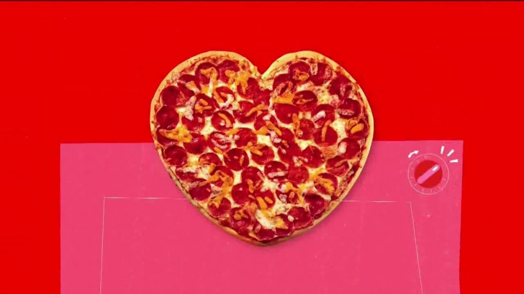 Papa Murphys Heartbaker Pizza TV Commercial Ad, Valentines Day $9.mp4