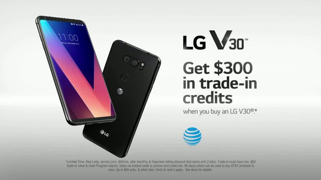 LG V30 TV Commercial Ad, I Promise $300 TradeIn Song by Molly Kate Kestner.mp4