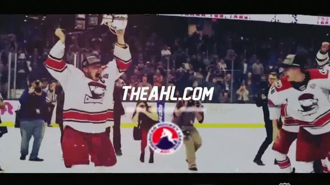 American Hockey League TV Commercial Ad, Stay Connected.mp4