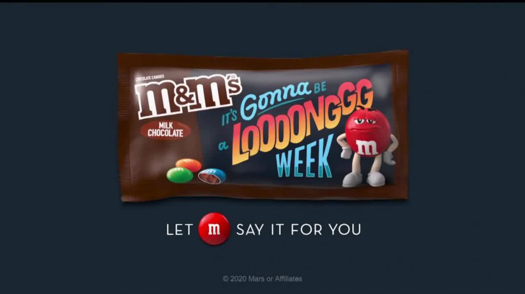 M&Ms TV Commercial Ad, The Oscars Long Week.mp4
