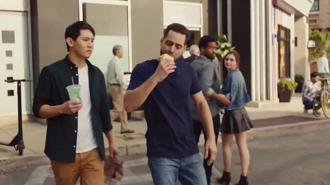 Taco Bell Double Cheesy Gordita Crunch TV Commercial Ad, Double Takes