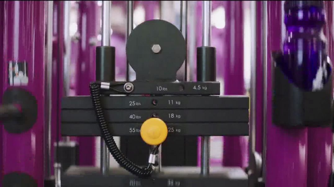 Planet Fitness TV Commercial Ad, Muchísimo equipo.mp4