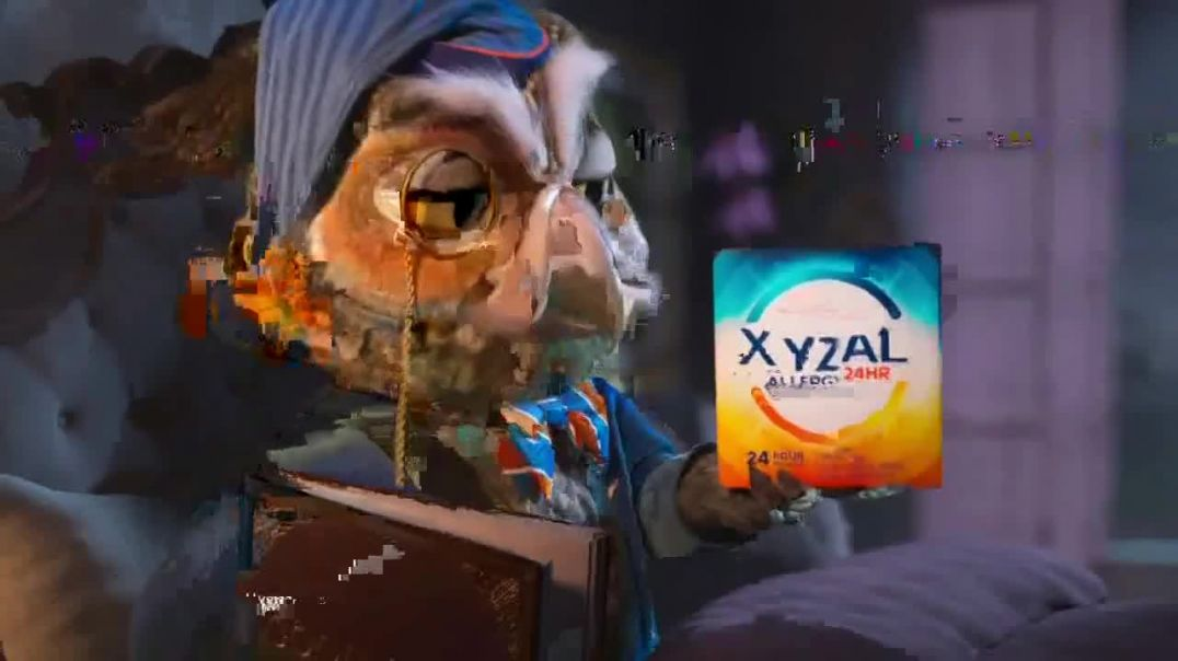XYZAL TV Commercial Ad, Familiar Story.mp4