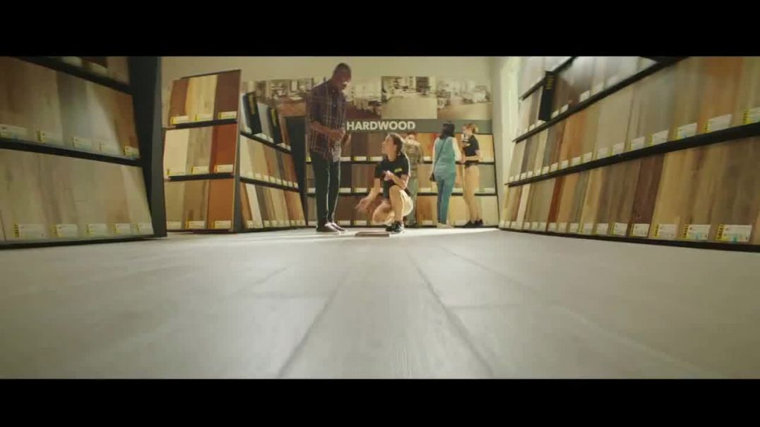 Lumber Liquidators Winter Sale TV Commercial Ad, Changes 24 Month Special Financing Song by Electric