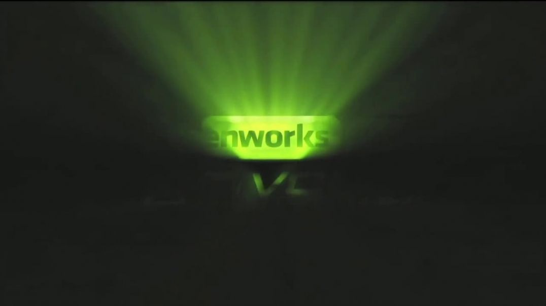 GreenWorks Gen II 60 TV Commercial Ad, Run Time.mp4