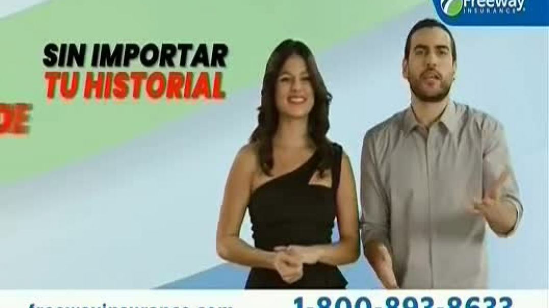 Freeway Insurance TV Commercial Ad, Cero excusas.mp4