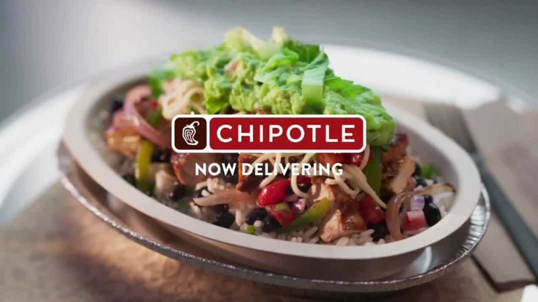Chipotle Mexican Grill TV Commercial Ad, Christina Fresh.mp4