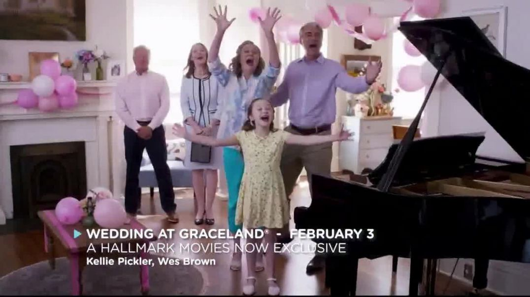 Hallmark Movies Now TV Commercial Ad, New in Feburary 2020.mp4
