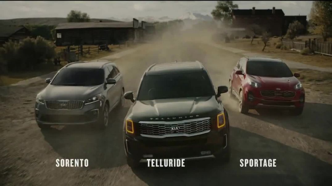 Kia TV Commercial Ad, Ghost Town