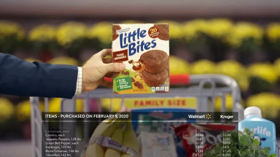 Walmart TV Commercial Ad, Obvious Choice Apples and Mini Muffins.mp4