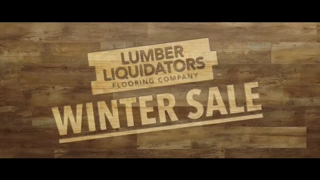 Lumber Liquidators Winter Sale TV Commercial Ad, Change Everything Song by Electric Banana.mp4