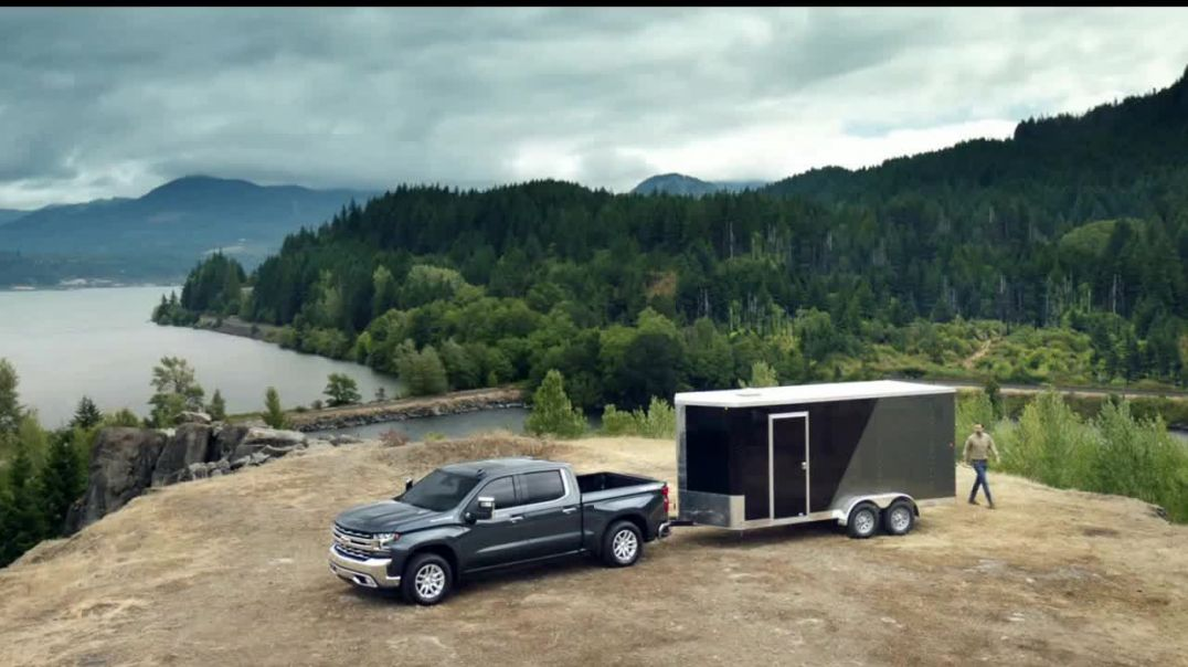 2020 Chevrolet Silverado TV Commercial Ad, Invisible Trailer.mp4