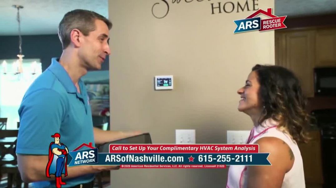 ARS Rescue Rooter TV Commercial Ad, HVAC Buy Back.mp4