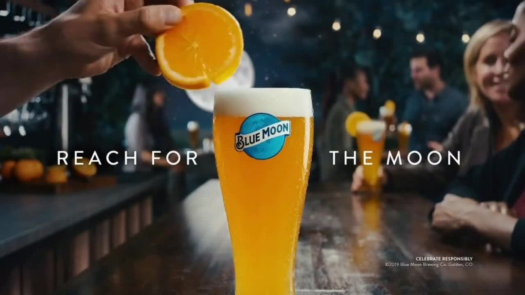 Blue Moon TV Commercial Ad, A Taste Beyond the Ordinary