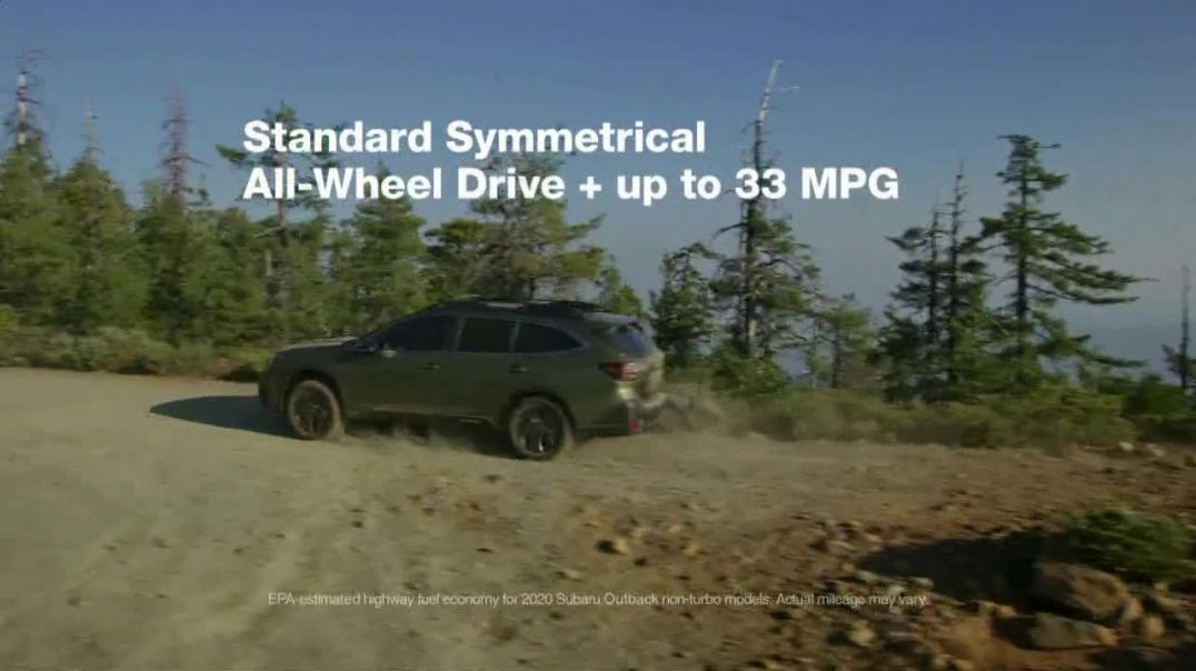 2020 Subaru Outback TV Commercial Ad, Adventurous Heart.mp4