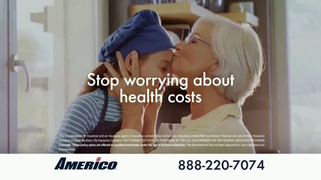 Americo Medigap Insurance TV Commercial Ad, New to Medicare.mp4