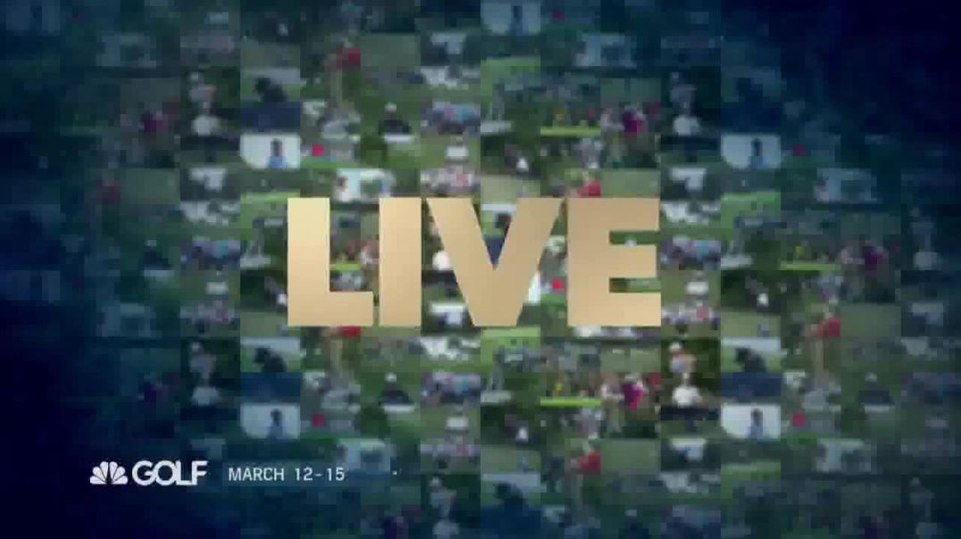 PGA Tour Live TV Commercial Ad, 2020 The Players Championship.mp4